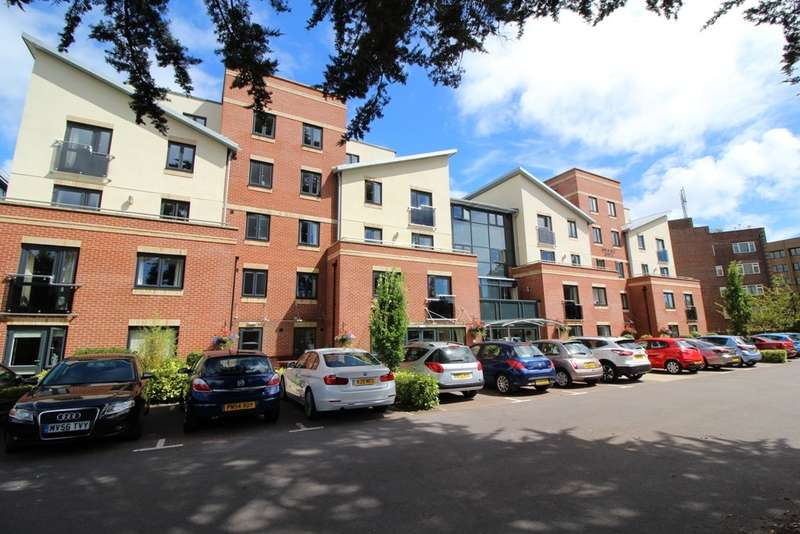 1 Bedroom Flat for sale in Osbourne Lodge, 4 Poole Road, Bournemouth