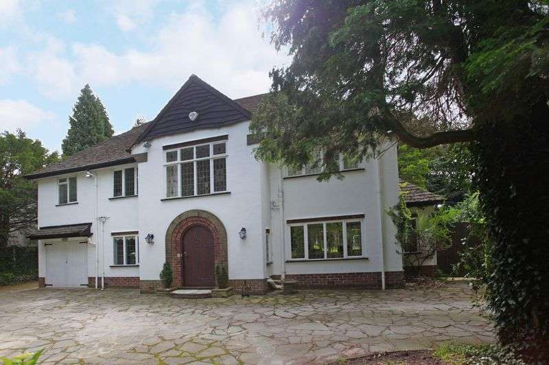 4 Bedrooms Detached House for sale in Park Road, Hale