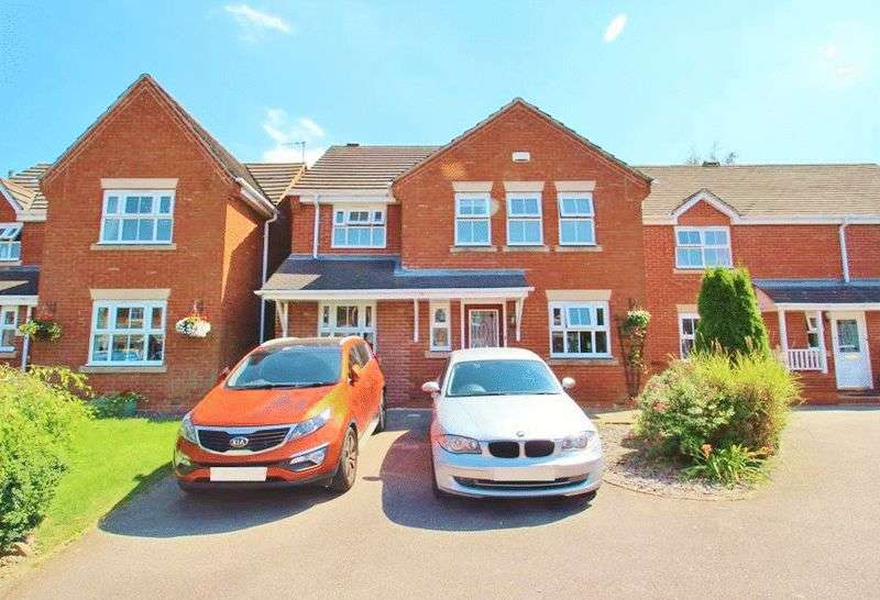 4 Bedrooms Detached House for sale in The Pyke, Rothley, Leicestershire