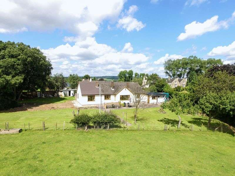 3 Bedrooms Detached Bungalow for sale in Oakhill, Tean
