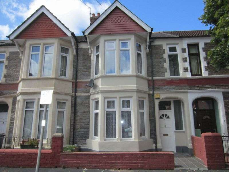3 Bedrooms Terraced House for sale in Hafod Street Grangetown Cardiff CF11 6RA
