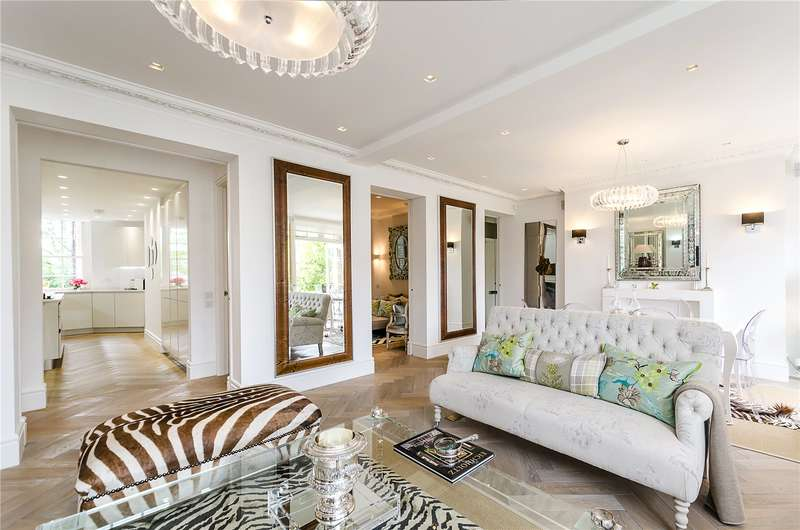 3 Bedrooms Flat for sale in Rodney Court, Maida Vale, London, W9