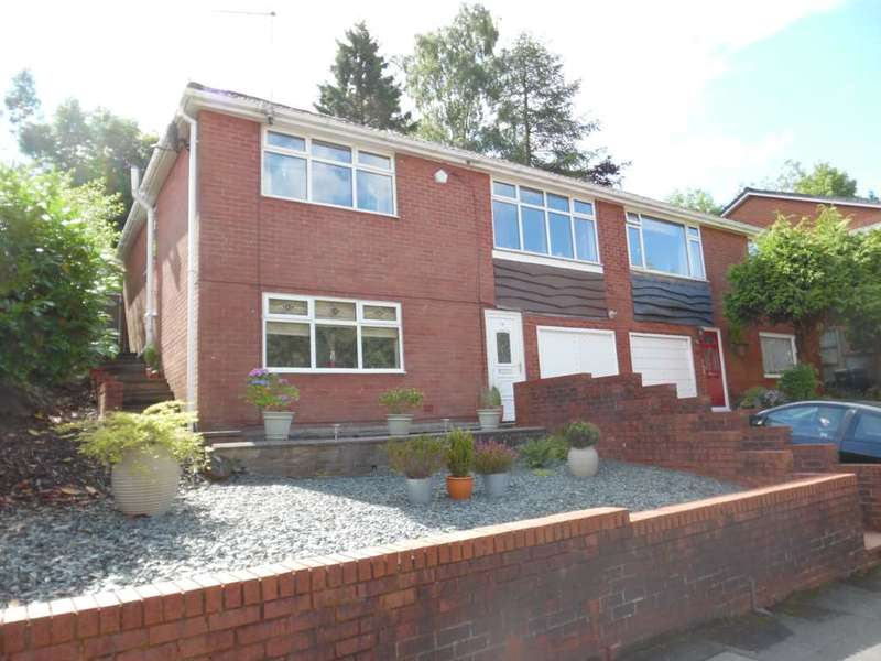3 Bedrooms Semi Detached House for sale in Cliff Hill Road, Shaw