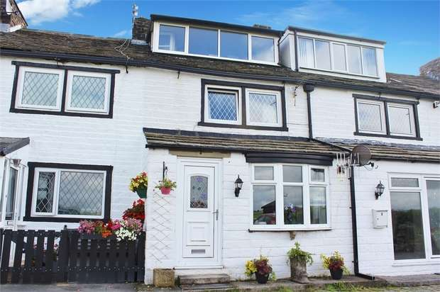 2 Bedrooms Terraced House for sale in Catlow Row, Southfield, Burnley, Lancashire