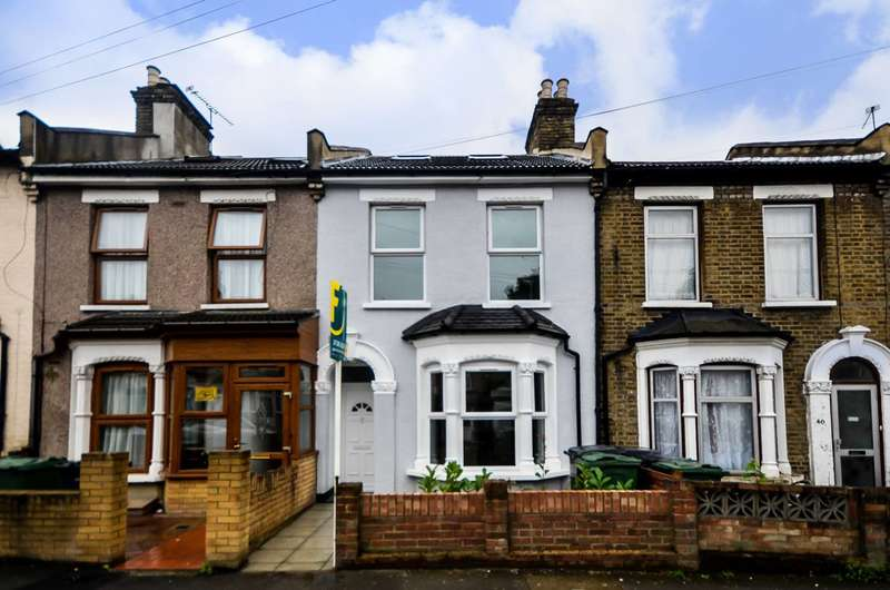 4 Bedrooms House for sale in Belmont Park Road, Leyton, E10