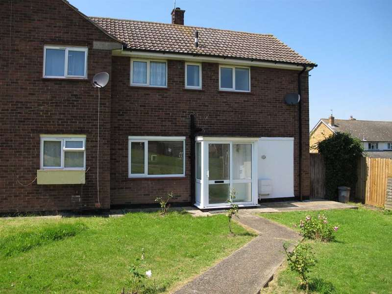 2 Bedrooms Semi Detached House for sale in Appletree Way, Wickford