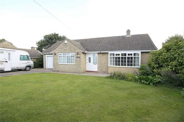 2 Bedrooms Detached Bungalow for sale in The Green, Clayton, Doncaster, South Yorkshire