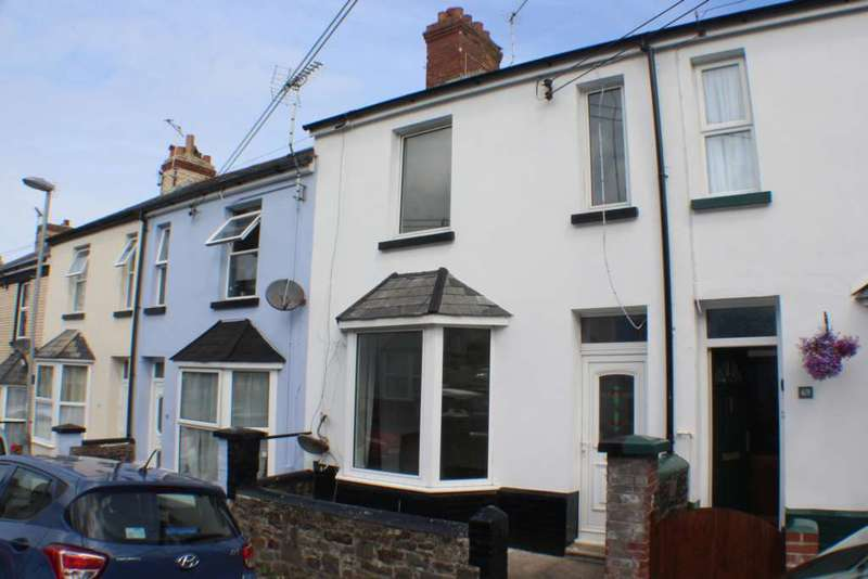 2 Bedrooms Terraced House for sale in Clifton Street, Bideford