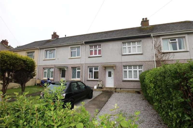 3 Bedrooms Terraced House for sale in The Glebe, Camborne, Cornwall