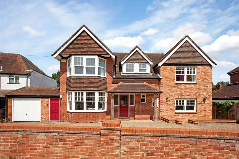 5 Bedrooms Detached House for sale in Rutland Road, Maidenhead, Berkshire, SL6