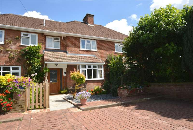 3 Bedrooms Terraced House for sale in Waterford Lane, Lymington, Hampshire, SO41