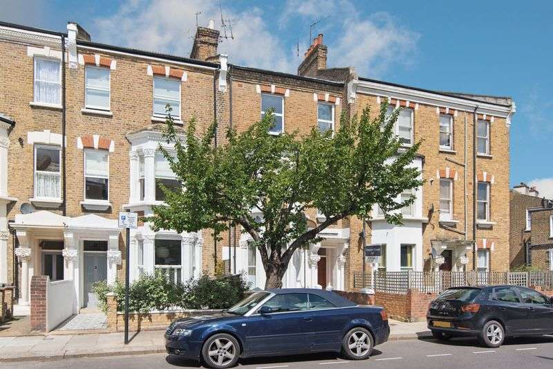 2 Bedrooms Flat for sale in Fordingley Road, Maida Vale London W9