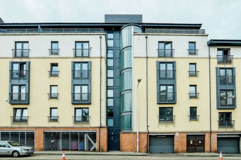 3 Bedrooms Flat for sale in 5/3 Cables Wynd, Leith, Edinburgh, EH6 6DU