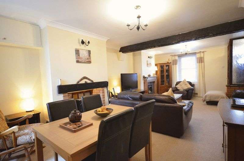 2 Bedrooms Terraced House for sale in Church Road, Distington, Workington