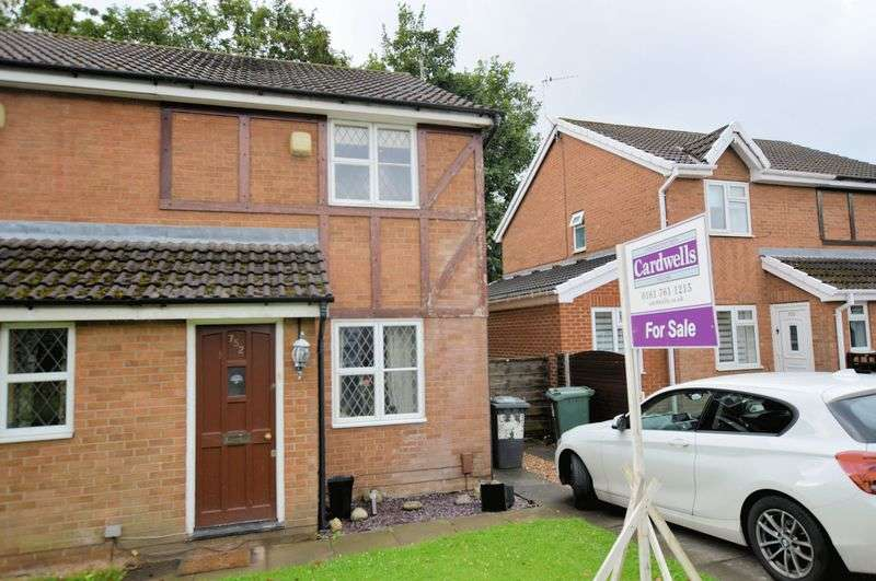 2 Bedrooms Semi Detached House for sale in Whitefield Road, Bury