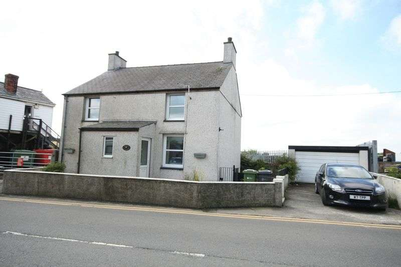 3 Bedrooms Detached House for sale in Gaerwen, Anglesey