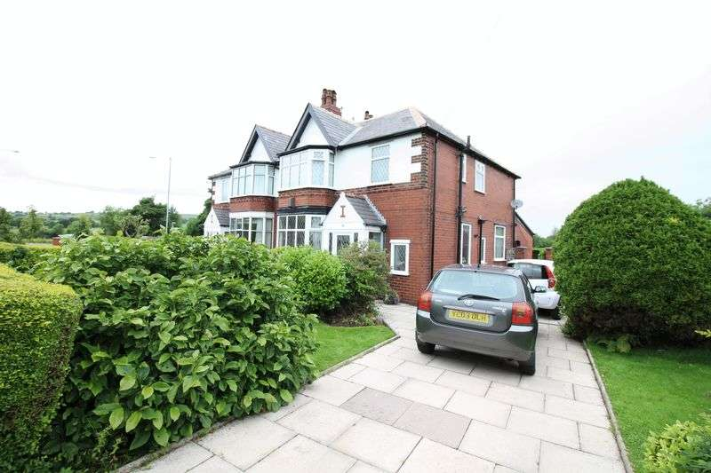 3 Bedrooms Semi Detached House for sale in Old Kiln Lane, Heaton, BL1. Traditional Family Semi in a Superb Location