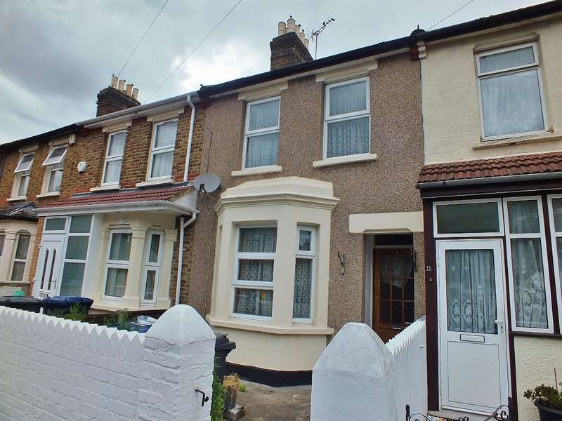 3 Bedrooms Terraced House for sale in Southall, Middlesex