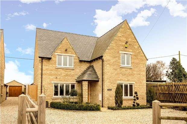 4 Bedrooms Detached House for sale in The Willows Gretton Fields, Gretton, CHELTENHAM, Gloucestershire, GL54 5HH