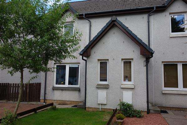 2 Bedrooms Semi Detached House for sale in Glen Park, Tarbert