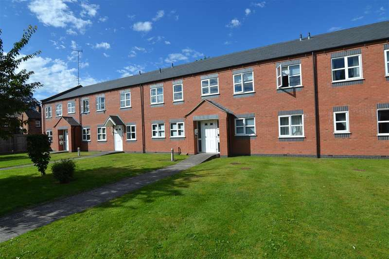 2 Bedrooms Apartment Flat for sale in New Garden House, New Garden Street, Stafford