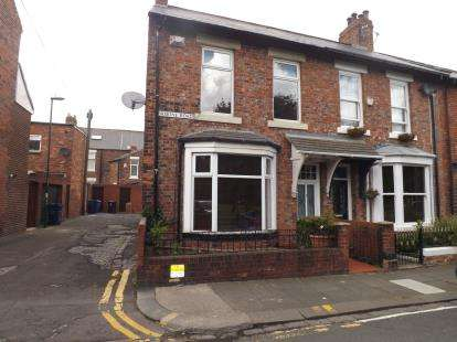 2 Bedrooms End Of Terrace House for sale in Erskine Road, South Shields, Tyne and Wear, NE33