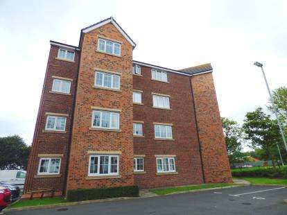 2 Bedrooms Flat for sale in The Beeches, Edendale Avenue, Blyth, Northumberland, NE24