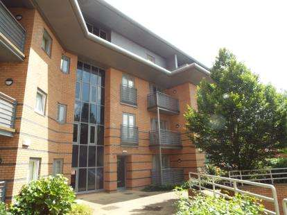 2 Bedrooms Flat for sale in Alvis House, Manor House Drive, Coventry, West Midlands
