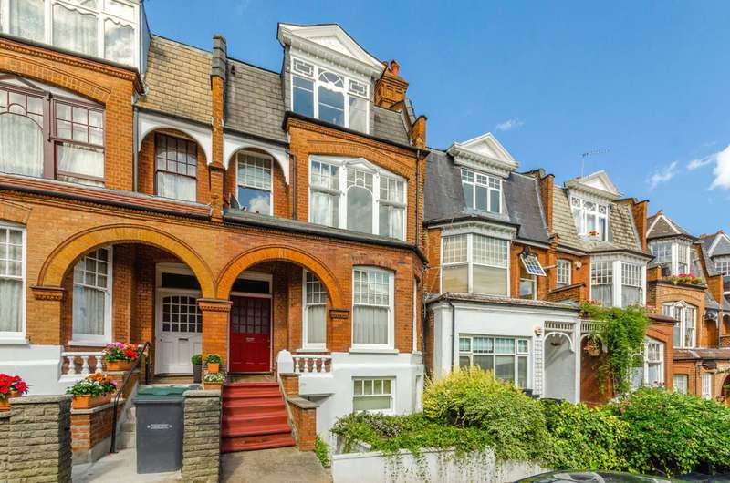 2 Bedrooms Flat for sale in Hillfield Park, Muswell Hill, N10