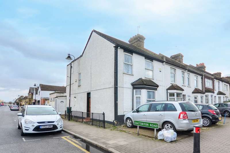 2 Bedrooms Maisonette Flat for sale in Southlands Road, Bromley, BR2