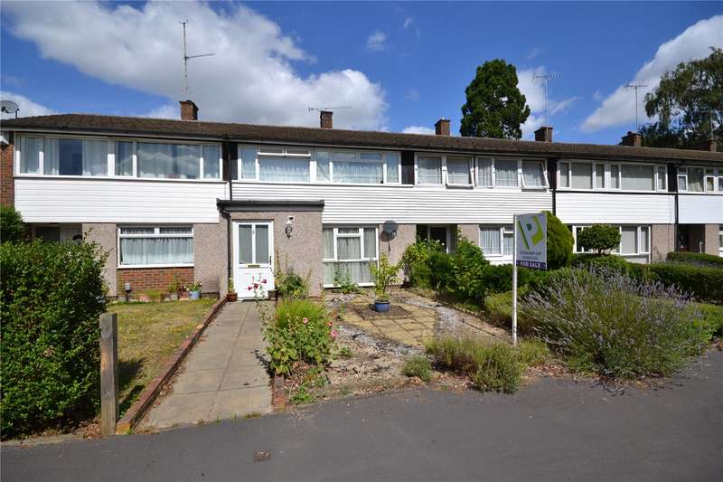 3 Bedrooms Terraced House for sale in Priory Walk, Bracknell, Berkshire, RG12