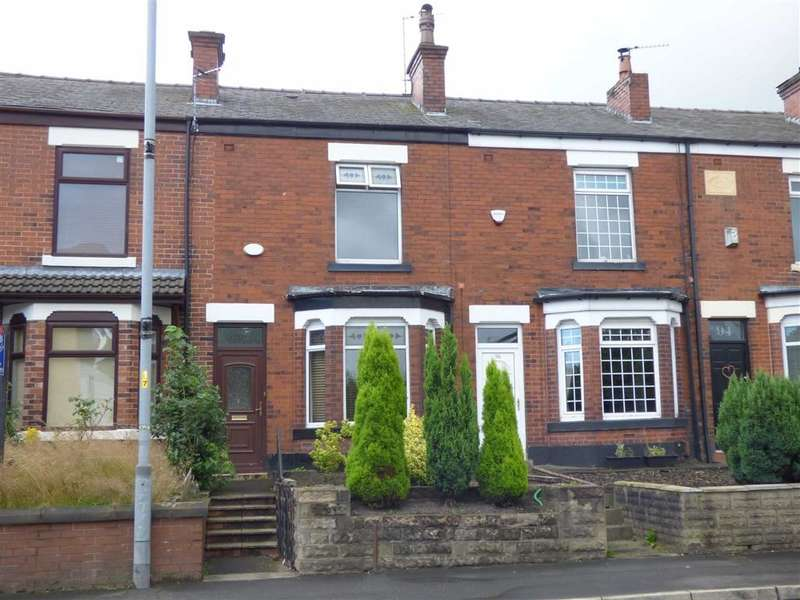 2 Bedrooms Property for sale in Rochdale Road East, HEYWOOD, Lancashire, OL10