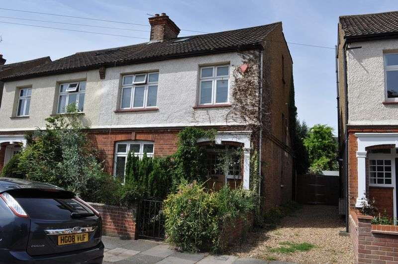4 Bedrooms Semi Detached House for sale in Saville Road, Twickenham