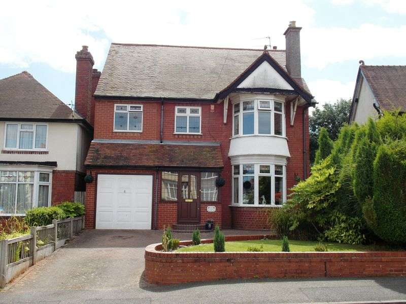 4 Bedrooms Detached House for sale in St. Kenelms Avenue, Halesowen
