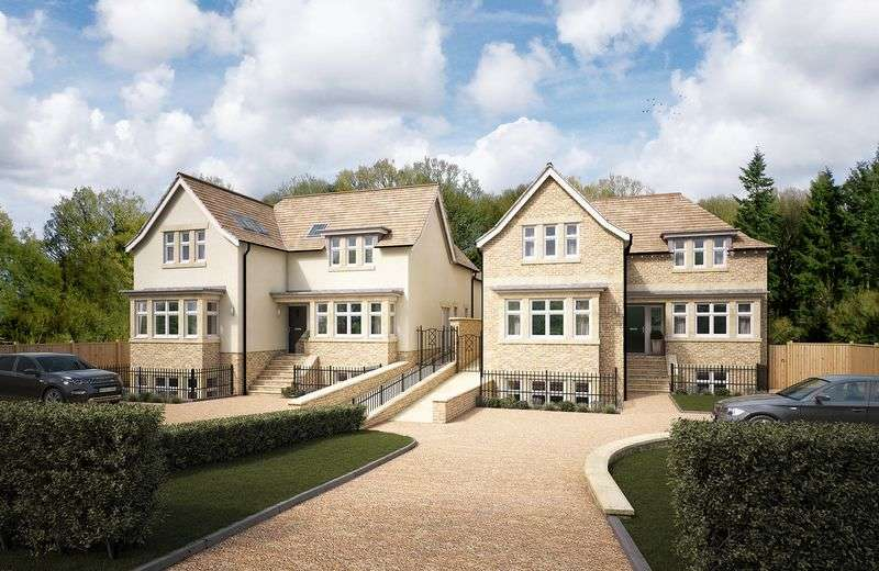 6 Bedrooms Detached House for sale in North Oxford
