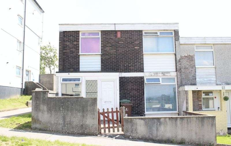 3 Bedrooms Terraced House for sale in Lizard Walk, Southway, Plymouth