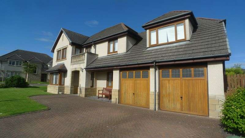 5 Bedrooms Detached House for sale in Halley's Court, Kirkcaldy