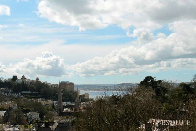 2 Bedrooms Flat for sale in Old Torwood Road, Torquay