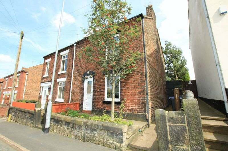3 Bedrooms Semi Detached House for sale in John Street, Biddulph