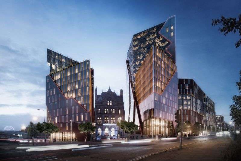 2 Bedrooms Flat for sale in Prestigious New Liverpool City Centre Apartments