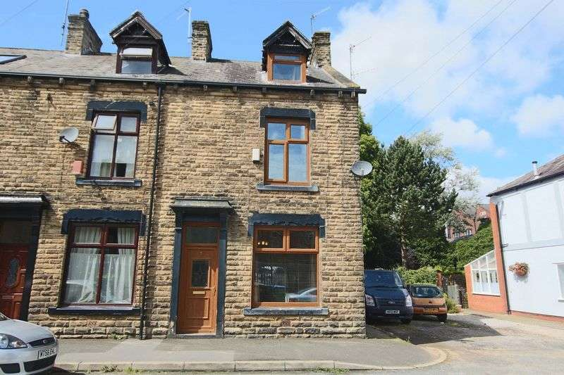3 Bedrooms Terraced House for sale in Sale Street, Littleborough, OL15 9BB