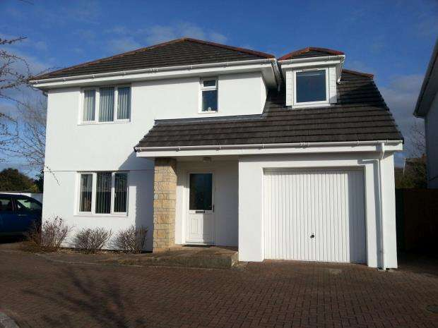 4 Bedrooms Detached House for sale in Bosmeor Court, Bosmeor Park, Redruth, Cornwall