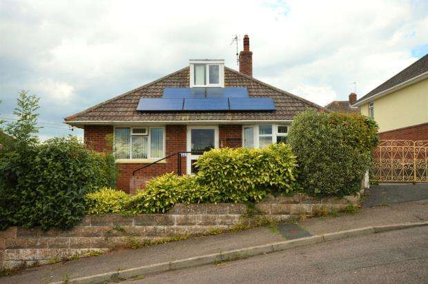 2 Bedrooms Detached Bungalow for sale in Newlands Avenue, Exmouth, Devon