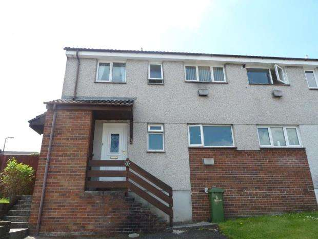 1 Bedroom Flat for sale in Distine Close, Higher Compton, Plymouth, Devon