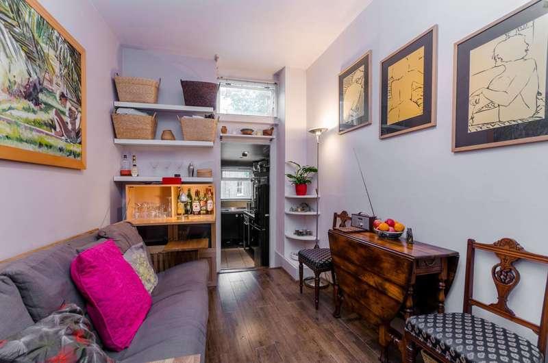 Studio Flat for sale in Heath Street, Hampstead, NW3