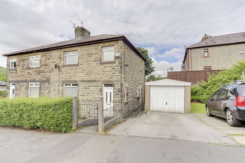 3 Bedrooms Property for sale in Heath Hill Drive, Stacksteads, Bacup