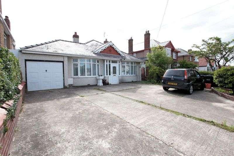 4 Bedrooms Detached Bungalow for sale in Pendyffryn Road, Rhyl