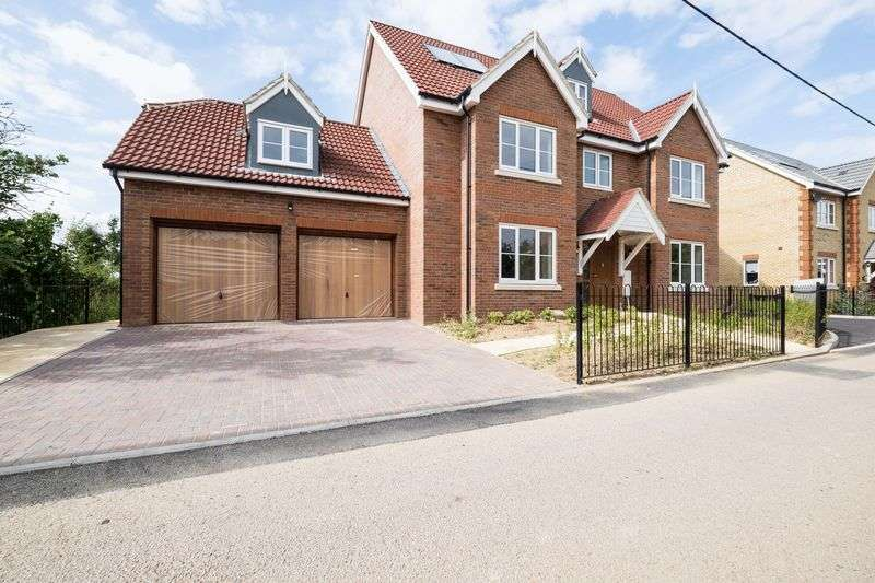7 Bedrooms Detached House for sale in The Rosary, Dane Lane, Wilstead