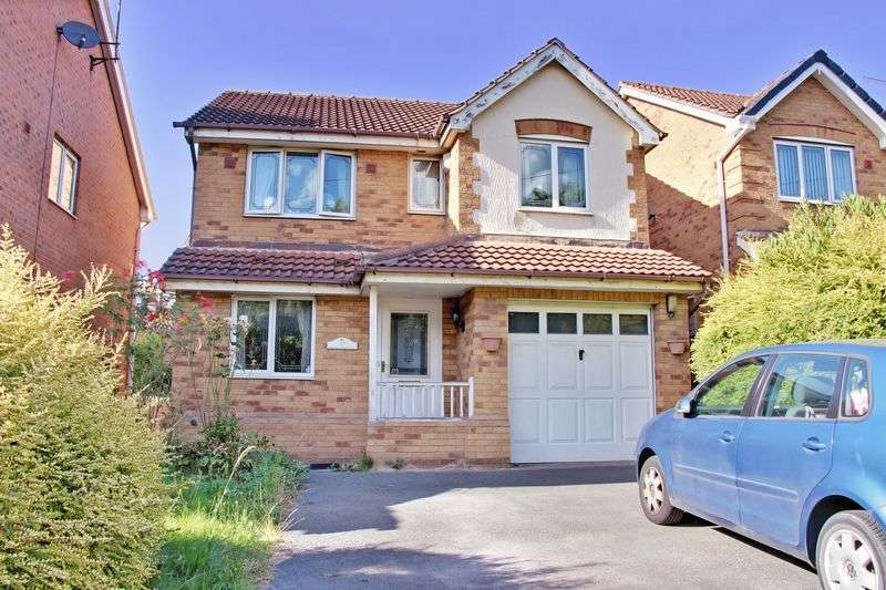 4 Bedrooms Detached House for sale in Grange Farm Close, Rotherham S60