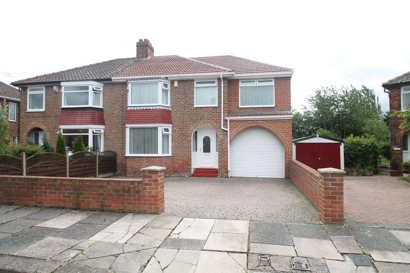 4 Bedrooms Semi Detached House for sale in Farley Drive, Acklam